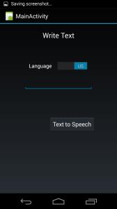 TextToSpeech