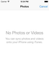 Photo select